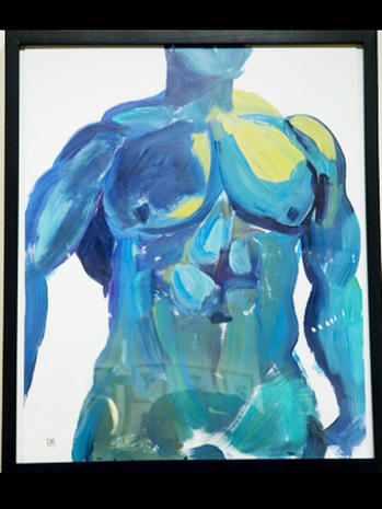 Living with HIV/AIDS: 22 works from gay artists