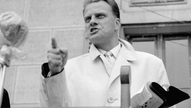 The Rev. Billy Graham 1918-2018