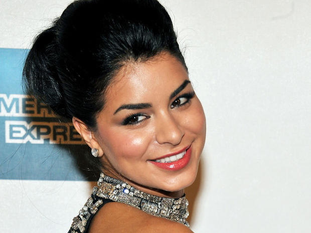 Former Miss USA Rima Fakih arrested