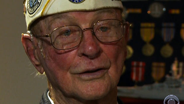 Now nearly 90, Pearl Harbor attack survivor Tom Mahoney was just 19 when the Japanese attacked.