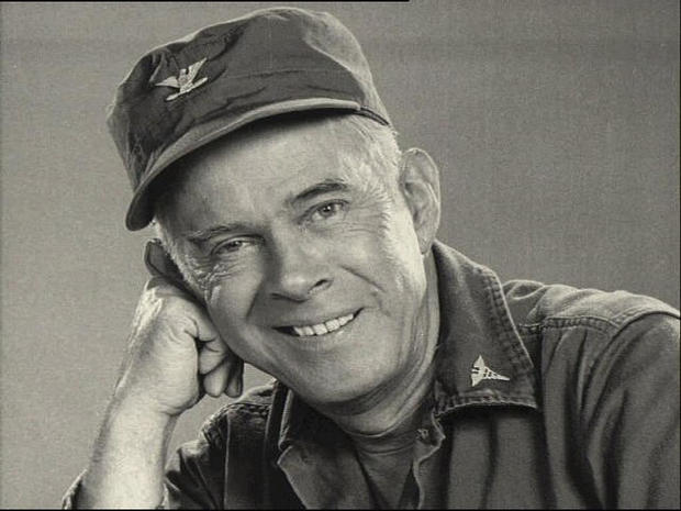 Harry Morgan 1915 2011 Photo 1 Pictures Cbs News