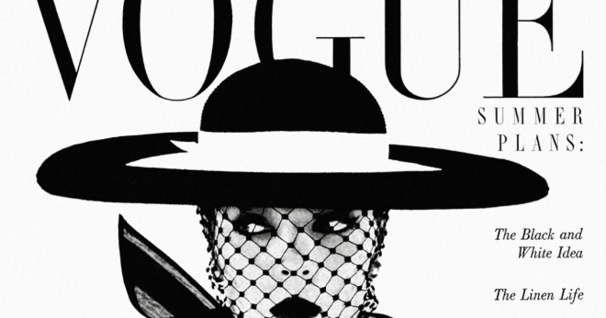 Classic Vogue Covers Photo 3 Cbs News