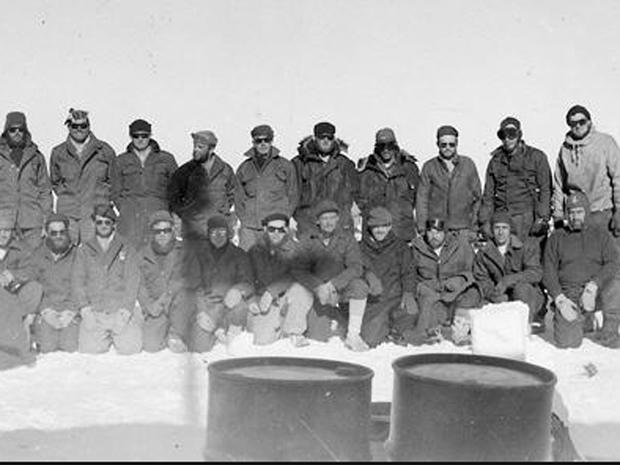 100 years - and counting - at the South Pole