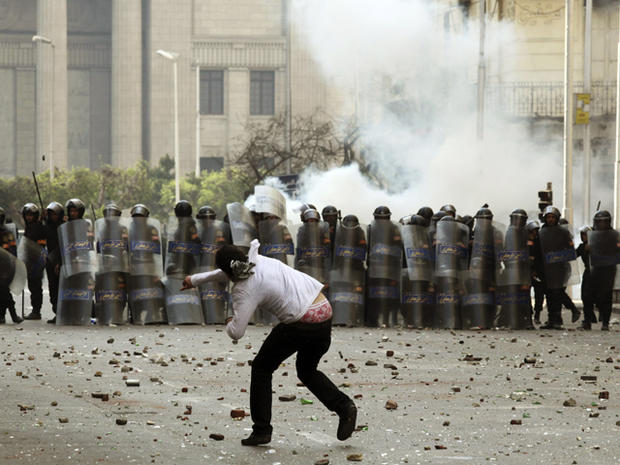 Egypt 2011 Year In Review World News Pictures Cbs News