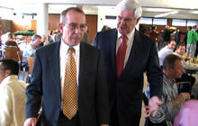 Iowa gov. skeptical on Gingrich's qualifications