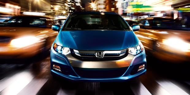 Safest cars for 2012