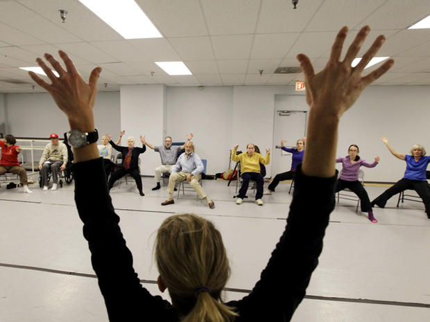 Parkinson's disease and dance: Can it help?