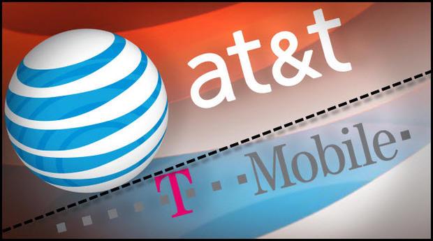 AT&T, T-Mobile's broken merger