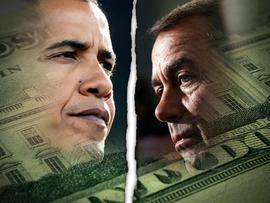 Payroll tax cut: Obama vs. Boehner