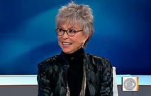 """Rita Moreno reflects on """"West Side Story"""""""
