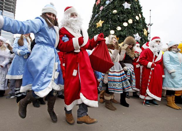 Christmas Observances 2011