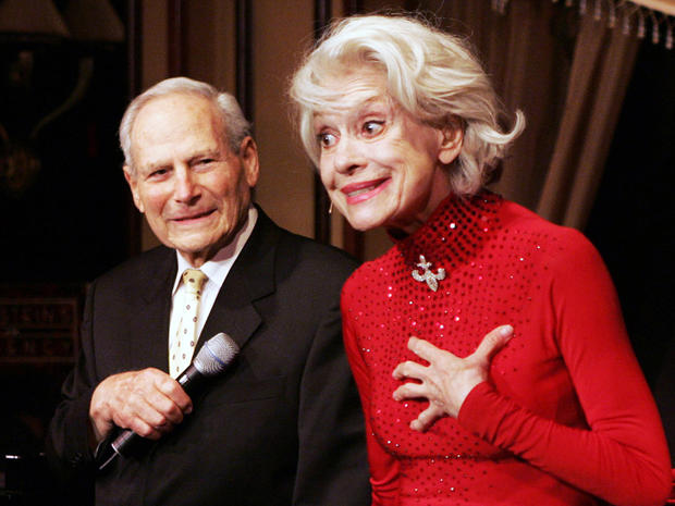Broadway legend Carol Channing passes away