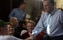 Romney gaining momentum in Iowa