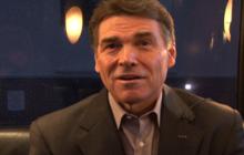 "Perry feels ""pretty good"" about Iowa despite lagging polls"