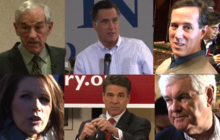 Drive to the Nomination: Romney, Paul or Santorum in Iowa?