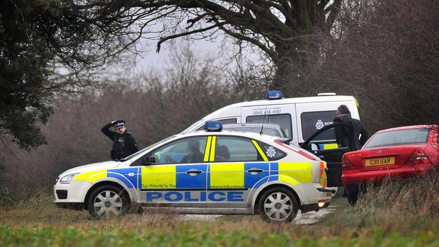 Murder inquiry on Queen Elizabeth II's estate
