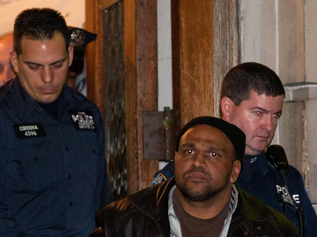 Suspect arrested in NYC firebomb attacks