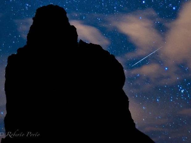 Quadrantids light up the sky