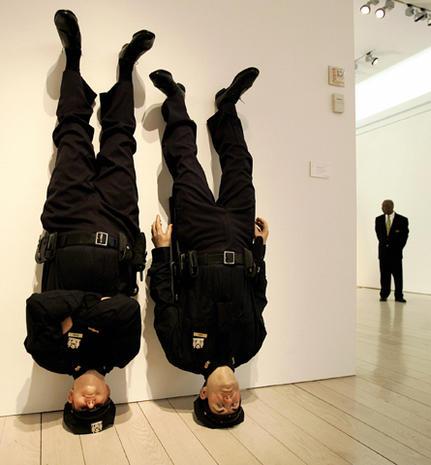 The prankster art of Maurizio Cattelan