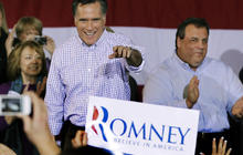 Romney leads among GOP voters in N.H.