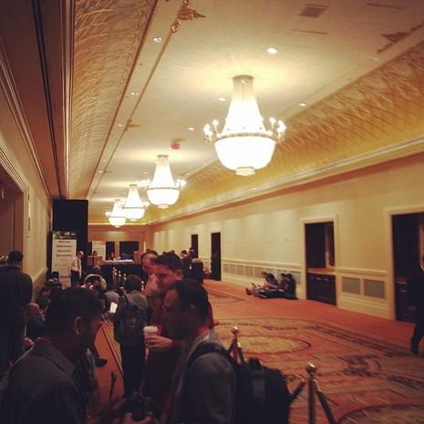 Geek out! CES 2012 Instagrams