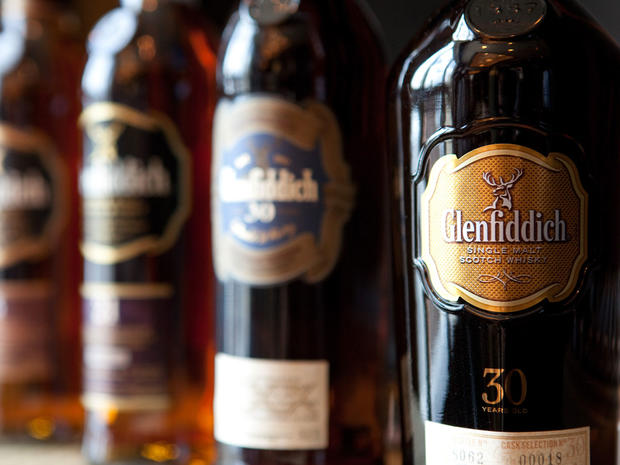 Glenfiddich, scotch