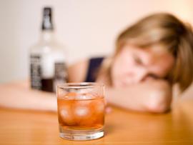 Alcoholism among women