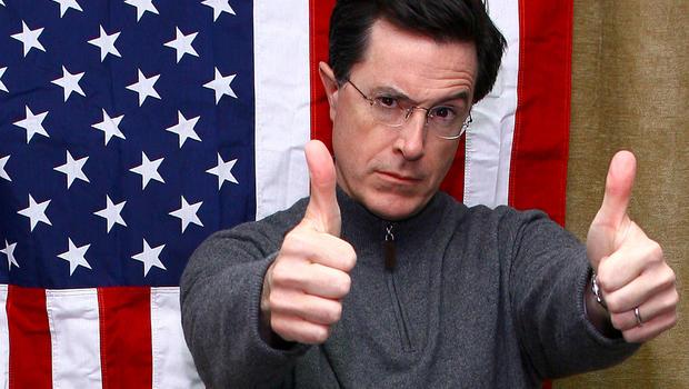 Stephen Colbert: New attack ad targeting Romney