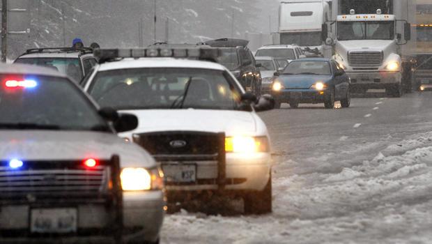 Northwest braces for major snowstorm