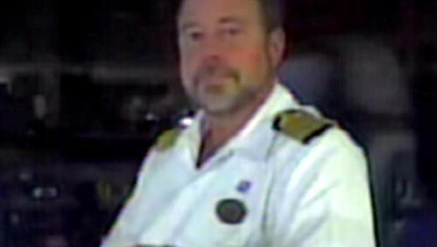 Capt. Evans Hoyt