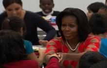 USDA, First Lady makeover school lunches