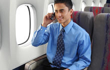 Is using cell phone on plane really dangerous?