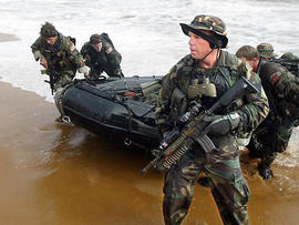 Are Navy SEALS getting too much publicity?