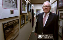 """Person to Person"": Warren Buffett outtakes"