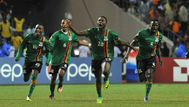 Zambia Shocks Ivory Coast In African Cup Final
