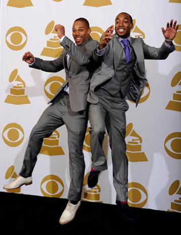 2012 Grammys: Press Room