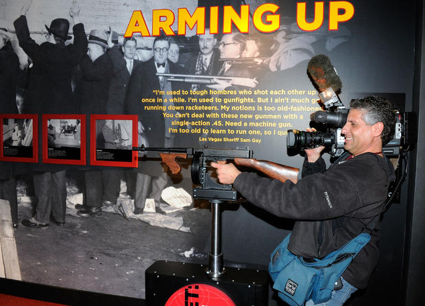 Vegas museum heralds mob's greatest hits