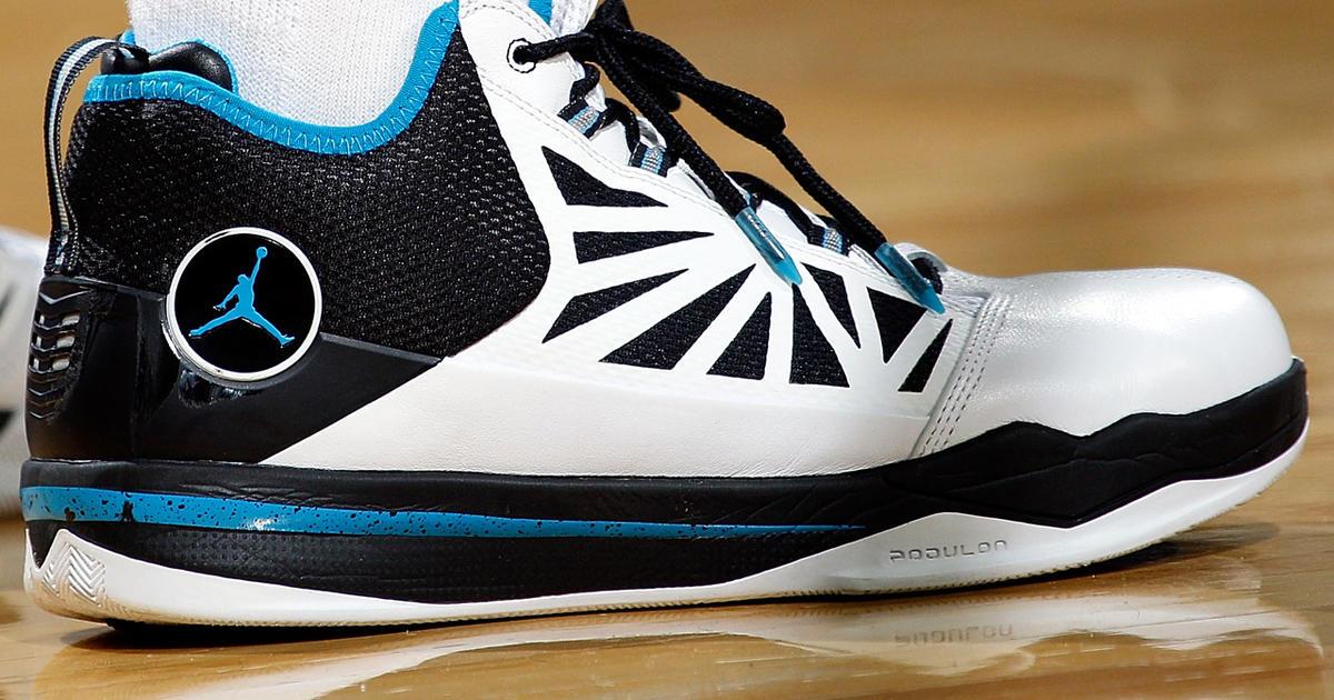 Air Jordan Symbol On Shoe