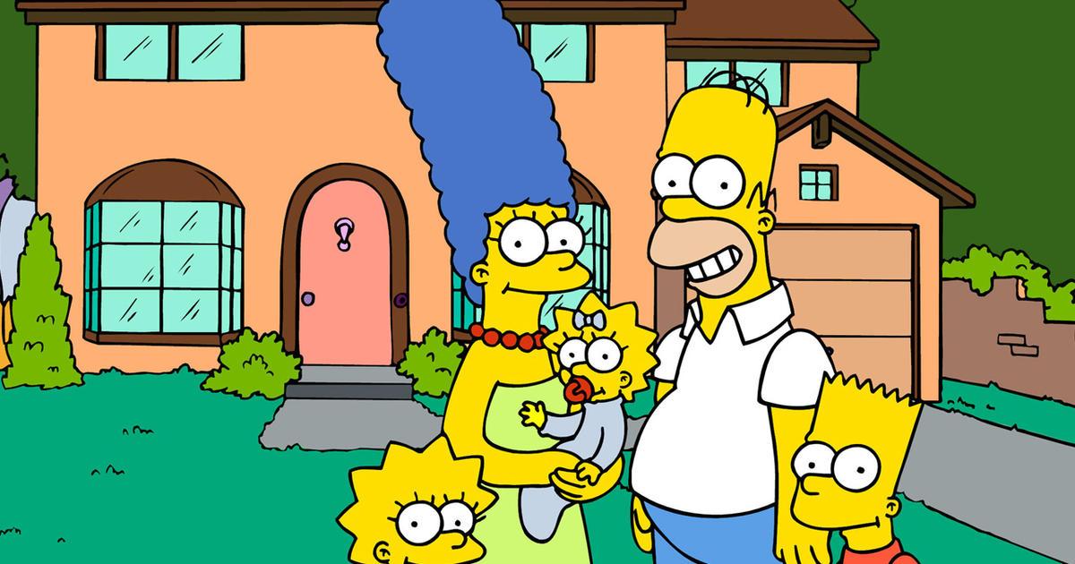 "The Simpsons"" creator Matt Groening reveals location of Springfield - CBS News"