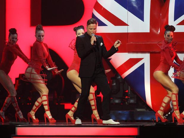 Brit Awards 2012
