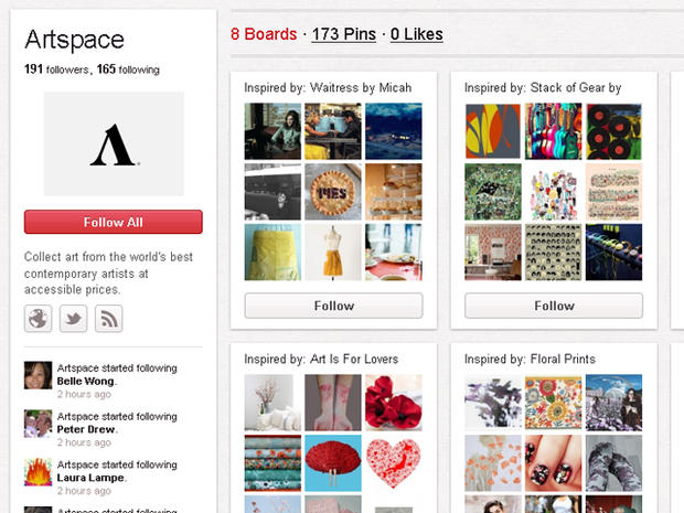 Incredible Pinterest image boards