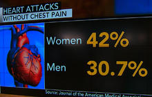 Women and heart attacks: Signs not always there