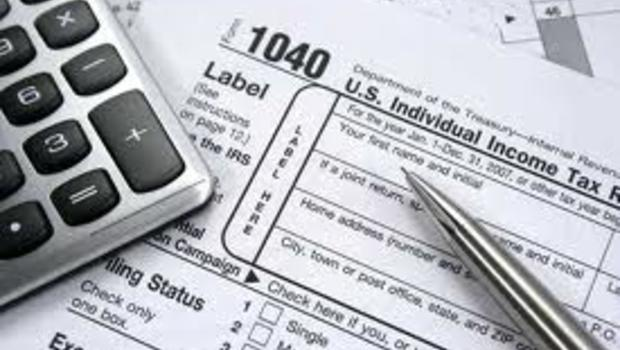 how much should you pay for tax prep cbs news