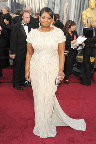 2012 Oscars best and worst dressed