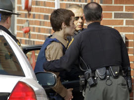 Ohio teen shooter chose victims at random: prosecutor