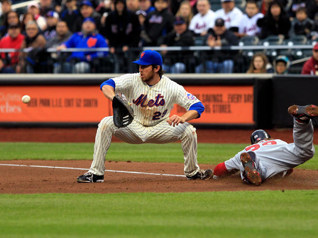 ike davis, mets, valley fever
