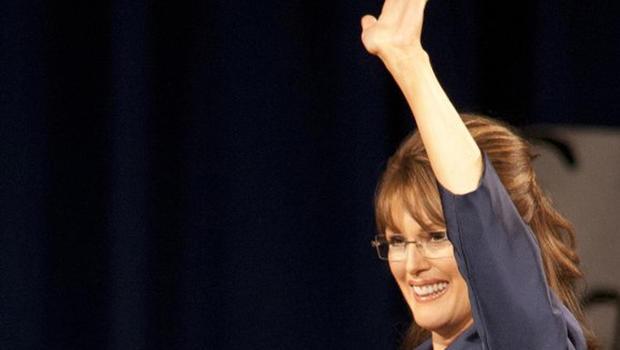 Julianne Moore stars as Sarah Palin