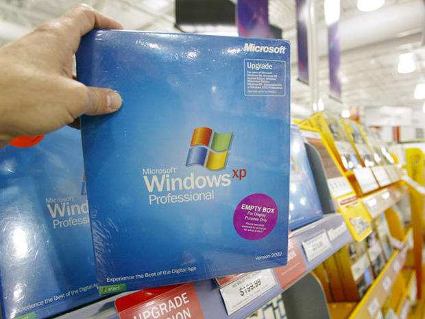 The evolution of Microsoft Windows