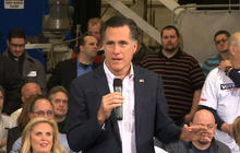 Romney on creating high-paying manufacturing jobs