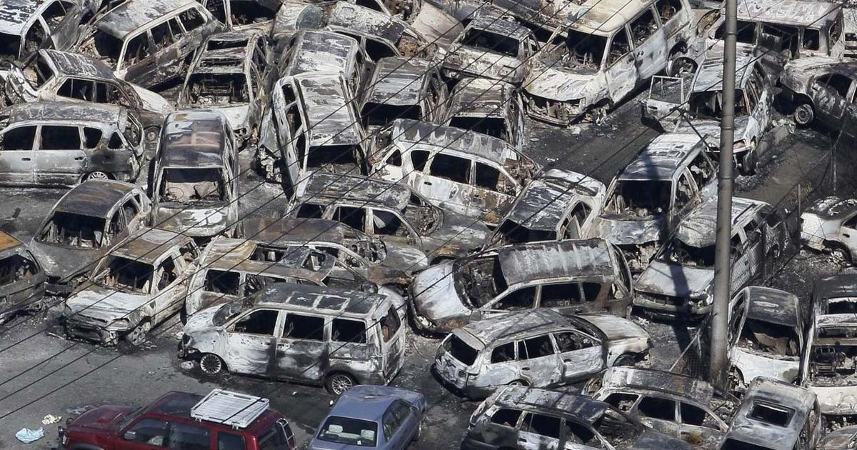 How The Japanese Tsunami Changed The Auto Industry Cbs News